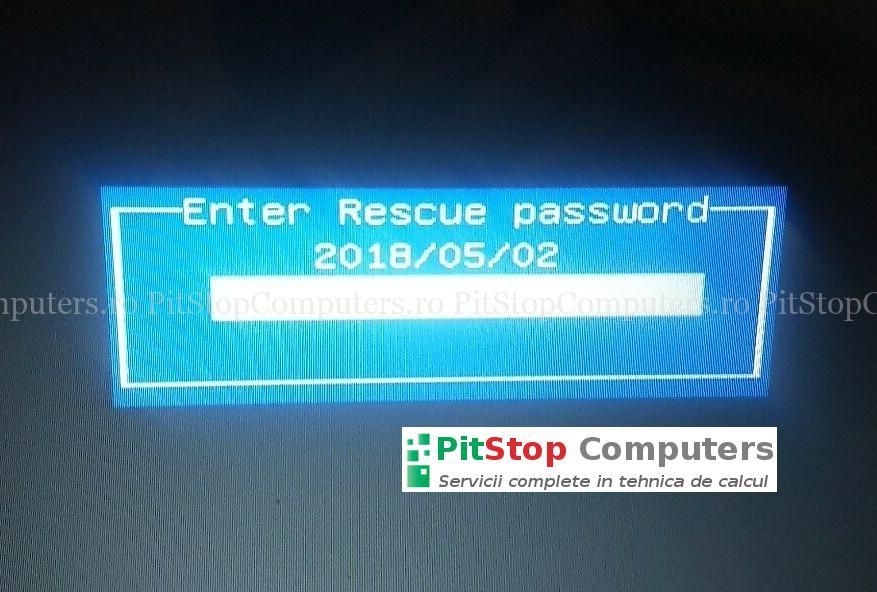 Parola Asus master password