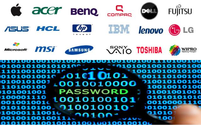 BIOS password unlock